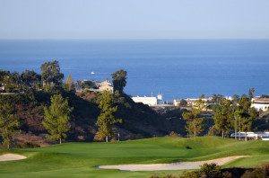 In a matter of 30 minutes, golfers in San Diego can go from sweeping ...