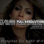 jennifer lopez quotes sayings weaknesses strengths jennifer lopez ...