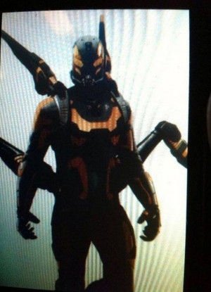 Así se verá el villano Yellowjacket en 'Ant-Man'