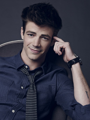 Grant Gustin as Barry Allen – Cast Promotional – Season 1 – 008