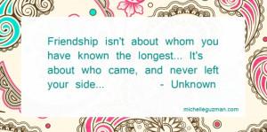 Orlando Photographer :: Friendship Quote