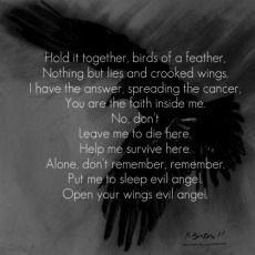Breaking Benjamin- evil angel
