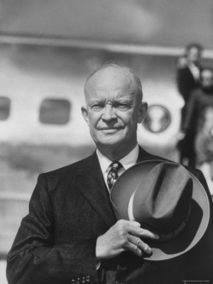 Facts about veteran day: Dwight D. Eisenhower
