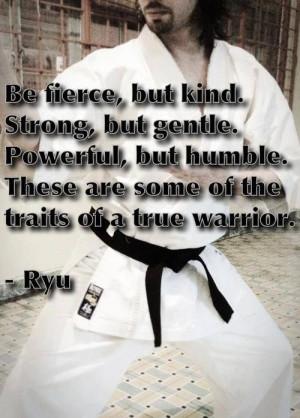 true warrior