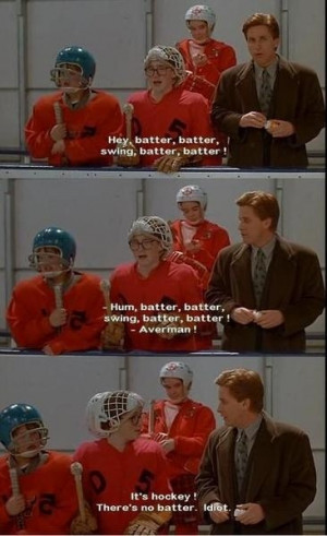 hawks mighty ducks quotes quotesgram