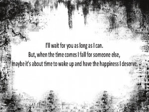 Wait for him quotes wallpapers