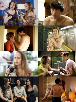 HBO's Girls season 3 premiere countdown