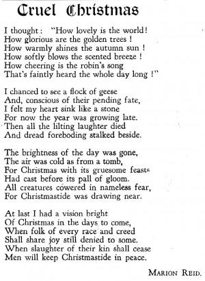 Poems Christian Christmas...