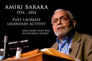 Amiri Baraka: 1934-2014