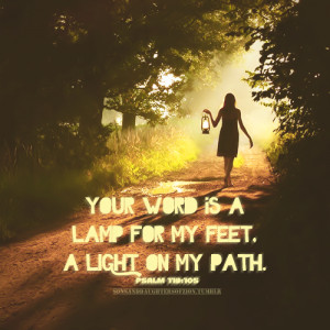 bible verses light