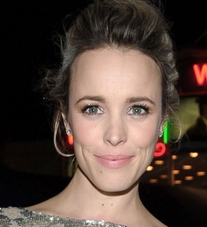 Rachel Mcadams Talks Actor Crushes...