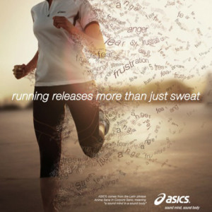 Running releases more than just sweat. It releases stress, frustration ...