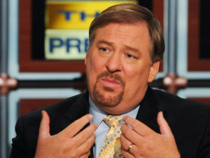 Pastor Rick Warren appears on a recent airing of