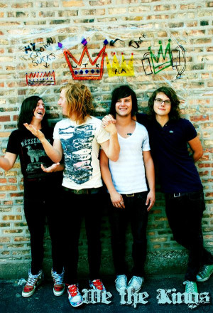 WE THE KINGS =D