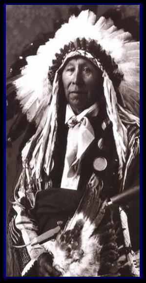 Native American Prayer --translated by Lakota Sioux Chief Yellow Lark