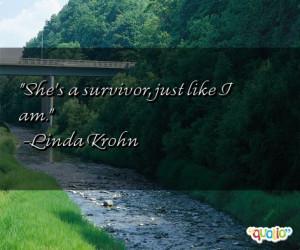 Survivor Quotes