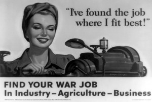 Womens Jobs in WWII