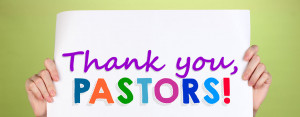 Thank you for pastors Pastor poems can say,