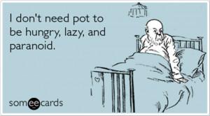 Dump Day Smoking Pot Funny