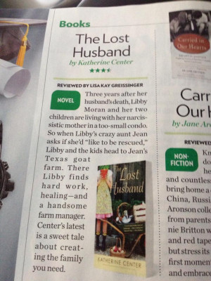 The Lost Husband–LAUNCH!