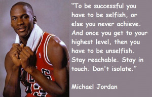 Michael Jordan quotes Rolling Out -5