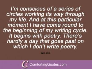 Ben Okri Sayings
