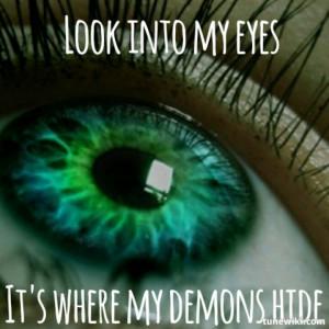 Imagine dragons Demons quote lyrics