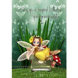 great_granddaughter_happy_birthday_cute_fairy.jpg?height=250&width=250 ...