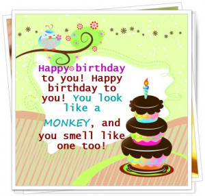 20 Top Class Collection Of funny birthday quotes