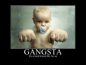 Funny Gangster