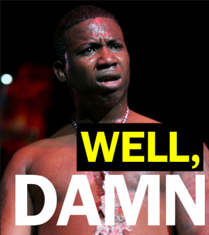 Gucci Mane Well Damn