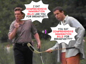 ... happy gilmore my name is happy gilmore ever since i was old enough to