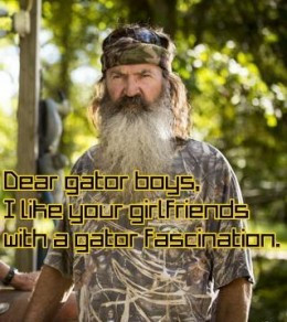 Phil Robertson Duck Commander Quotes