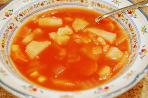Add Onion Soup Mix Ground Beef