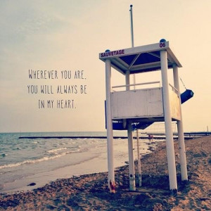 You will always be in my heart quote