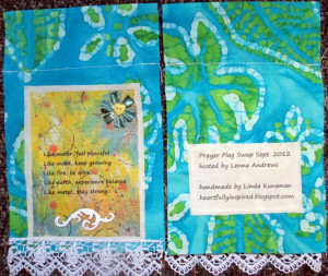 Affirmations and Prayer Flags