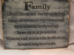 ... family poem family poem for kids family reunion poems family love