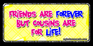 cousins quotes and sayings | Cousins quotes image by bjcna2003 on ...