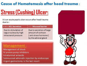 What Is A Stress Ulcer