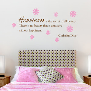 Christian Quotes About Happiness Happiness is the secret to all