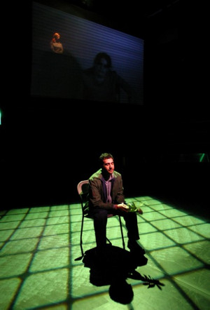 Western Conspiracy Theatre's production of Omniscience is a fine fit ...