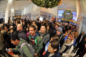 Black Friday 2014 falls on 28 November. (AFP)