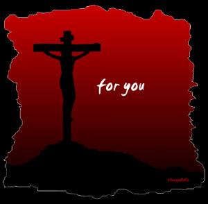 On a hill far away stood an old rugged cross ... where the dearest and ...