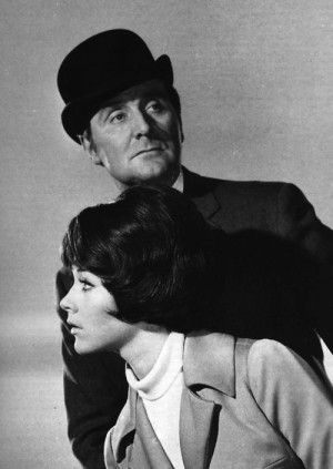 tara king (linda thorson) & john steed (Patrick macnee): Steed Patrick ...