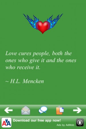 Download Best Romantic Quotes 1000 iPhone iPad iOS