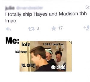 Cameron Dallas And Taylor Caniff
