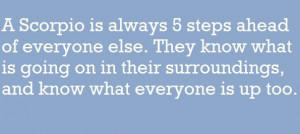 Scorpio Quotes: Zodiac Quotes and Signs