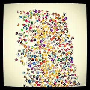 Emoji Instagram Exquis