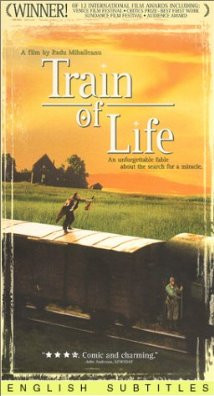 Train of Life (1998) Poster