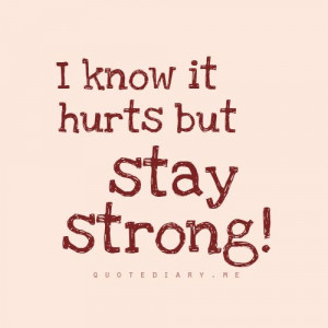 stay strong quotes on pin